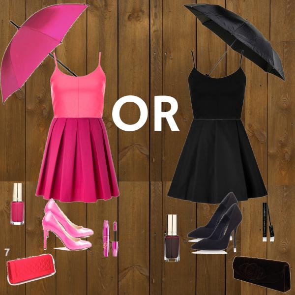 Pink or Black ??