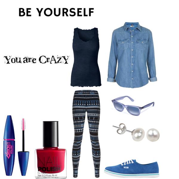 Modrá :) , je to to včem bych já se cítila nejlíp a je to můj styl !