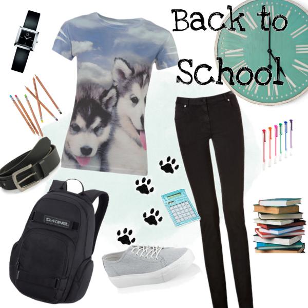 Back to school - Animal