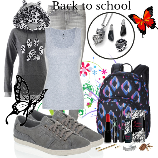 Back to school :3