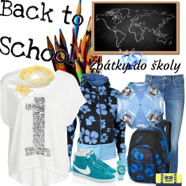 Školní outfit :)