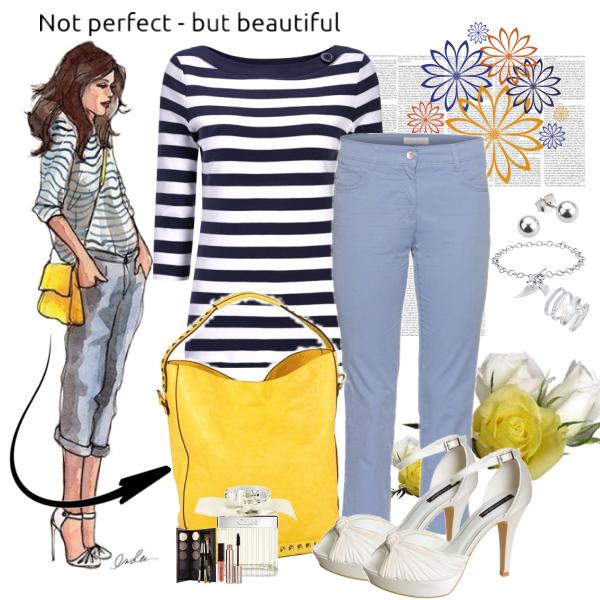 no perfect but beautiful