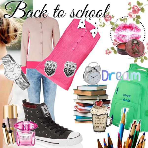 Back to school again!