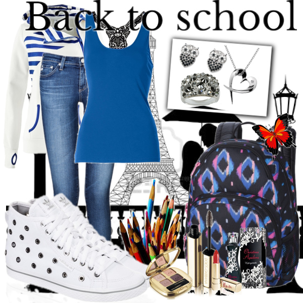 Back to school :*