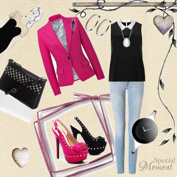 Pink or Black?