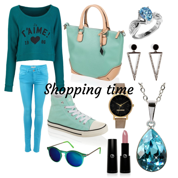 Shopping time