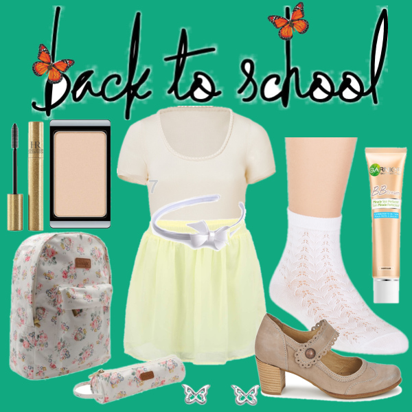 Back to school! <3
