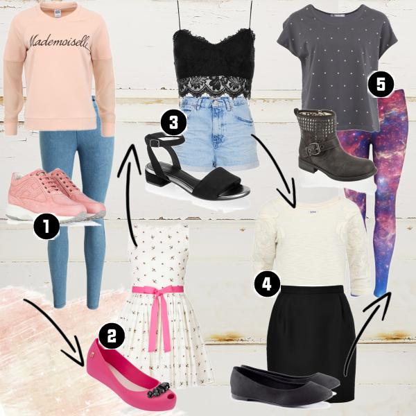 Outfit na každý den