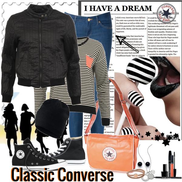 I have a dream... classic Converse
