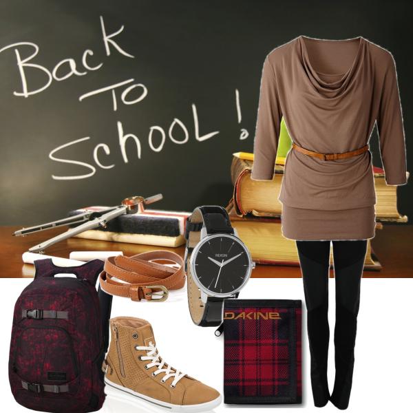 Stylem do školy