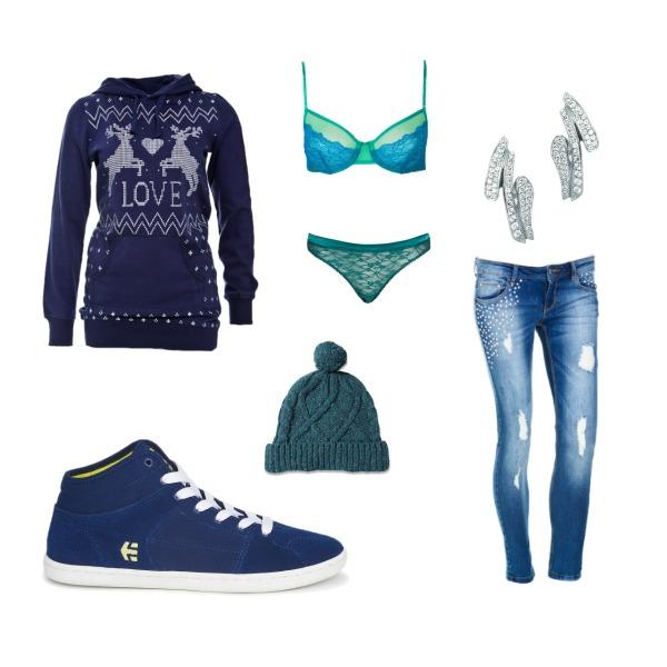 Blue!♥ ;)