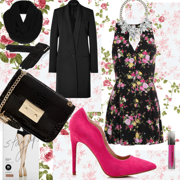 flowers everywhere-girls night out!