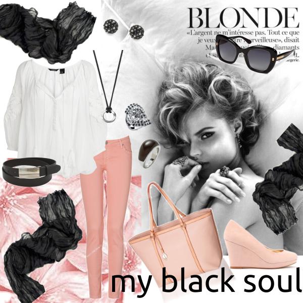 my black soul