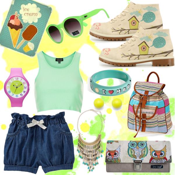 crazy outfit :D