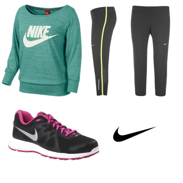 Běháme se značkou Nike :)