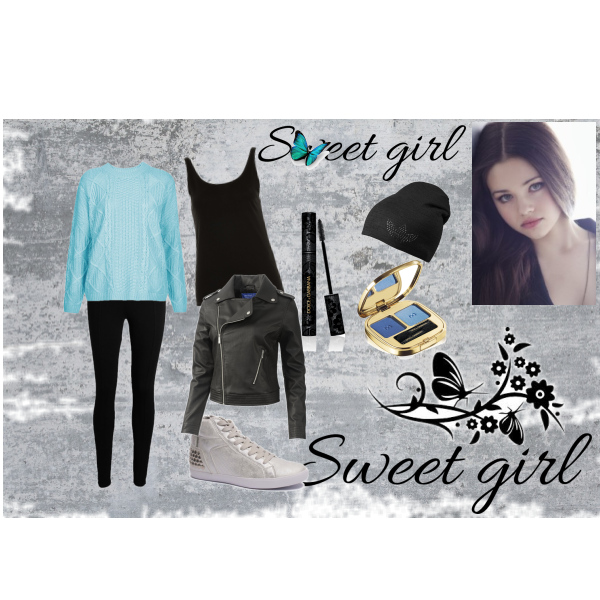 City girl, sweet girl