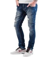 2Y PREMIUM 2Y kalhoty pánské Abbe Jeans Blue e572130a80