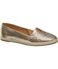 bfaba2d925 Zlaté Dámske topánky z obchodu Deichmann.sk