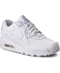 901f43540f Cipők NIKE - Air Max 90 Essential 537384 111 White/White/White/White