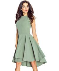 Bergamo Zelené šaty Tymena 087f3a2eeae