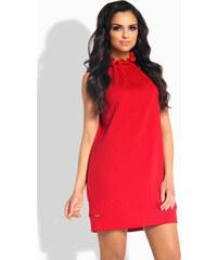 Lemoniade Červené šaty L192 9a1c2518769