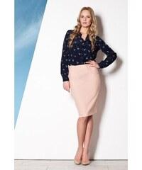 8339a4a5db1e Dámská sukně Figl M260 růžová