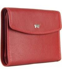 de01e2ade94e0 Braun Büffel Dámská peněženka Braun Büffel 92444 červená