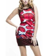 ca4fc040b3ab Culito from Spain farebné šaty Paraguas