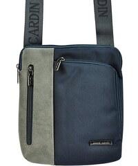 7aec9229be Pánská taška Pierre Cardin 1020 XINU06 - modrá
