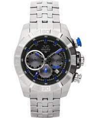 Ocelové chronografy hodinky JVD seaplane JS28.1 - 10ATM 531c9841a4