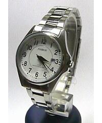 Dámské voděodolné ocelové stříbrné hodinky Foibos 3883L.1 - 3ATM ba66c7c7765