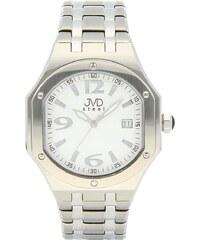 Pánský sportovní ocelový chronograf hodinky JVD steel C1128.4 - 3ATM d691917d33c