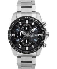 Luxusní vodotěsné sportovní hodinky JVD seaplane W51.3 chornograf se  stopkami 0abbc0c948