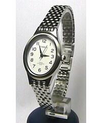 Dámské stříbrné společenské čitelné hodinky Foibos 2201 - 3ATM 0880c9ac2b