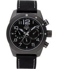 Pánské luxusní ocelové hodinky JVD seaplane W75.2 - chrnografy 10ATM eefd58b8fc
