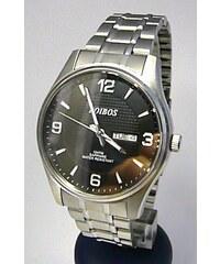 ... Olympia 10110 - chronograf 5ATM. Detail produktu · Vodotěsné ocelové  pánské hodinky Foibos 6370.2 se safírovým sklem - 10ATM POŠTOVNÉ ZDARMA! e692c820dc9