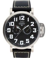 7b4eb52ec94 Luxusní pánské vodotěsné ocelové hodinky hodinky JVD Seaplane JA1323.1