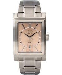 Pánské ocelové hranaté voděodolné hodinky JVDW 01.2 44b54f739f