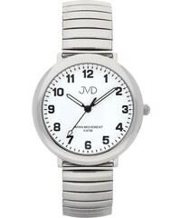 Dámské ocelové náramkové hodinky JVD J1108.1 na pérovém pásku bc8e9ba47d6