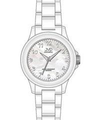 Luxusní keramické dámské náramkové hodinky JVD ceramic J6009.1 ee7bb567da