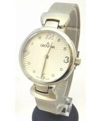 1ab99b1c746 Luxusní dámské švýcarské hodinky Grovana 4485.1132 se zirkony na číselníku