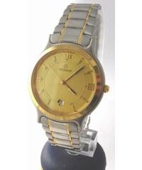 95195ee964e Pánské luxusní ocelové švýcarské hodinky Grovana 1705.1541 (bicolor)