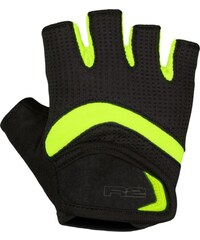 Detské cyklistické rukavice R2 LOOP ATR06A Čierna zelená 8bce28018e1