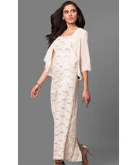 f790ca1b162 Glamor Svatební šaty pro plnoštíhlé