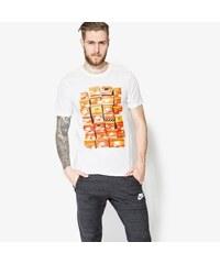 36682ad60605 Nike Tričko Ss Tee Vint Shoebox Muži Oblečenie Tričká 834636100