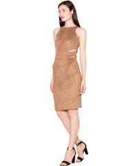Semišové šaty velikost m - Glami.cz 1d77f3f7a9