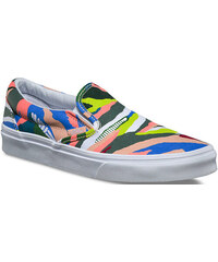 32e4bf2a200 Boty Vans Classic Slip-On abstract horizon