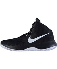 12e7f2110b16 basketbalové boty Nike Air Precision pánské Basketball Trainers Black White