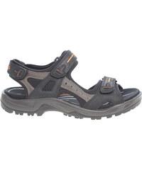 Ecco Offroad pánské sandály 06956450034 black-mole-black 06956450034 26203cb9c8