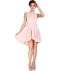 Dámské šaty NUMOCO 33 1 peach 1f8e2a68a46